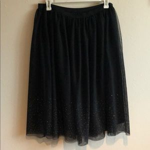 a new day Skirts - Black tulle skirt